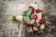 Colorfull Bouquet Of Flowers L...