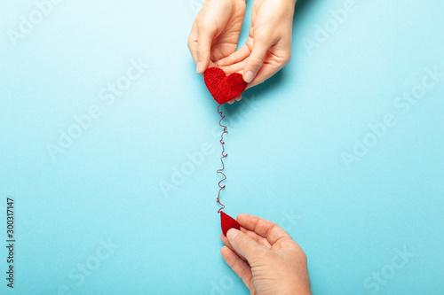 Fotografía  Blood donor
