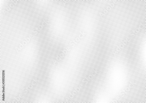 Spoed Fotobehang Pop Art Abstract halftone dotted background. Monochrome grunge pattern with dot and circles. Vector modern pop art texture for posters, sites, business cards, cover, postcards, labels, stickers layout.