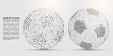Soccer Ball Consisting Of 3D T...