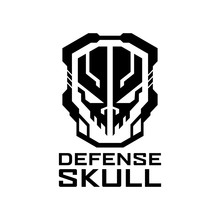 Tactical Defense Shield Skull ...