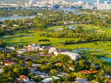 Aerial Photo Miami Beach La Go...