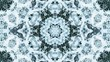 Kaleidoscope - Abstract Symmetrical Photomontage - Geometric Mirror Pattern