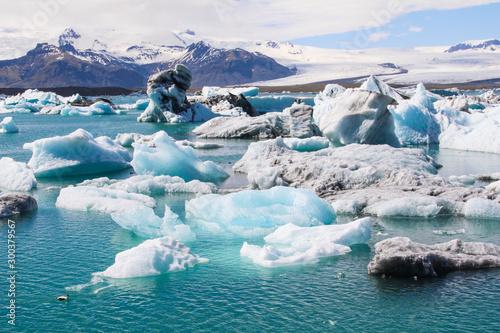 Foto auf Gartenposter Antarktika Glacier 8