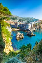 Dubrovnik In Autumn. October. ...