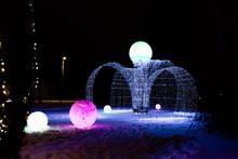 Festive Illumination Look Like...