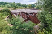 Huge Abandoned Soviet Era Bunk...