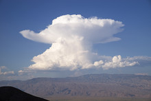 Cumulonimbus Cloud Over The In...