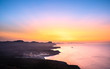 Sonnenuntergang über Meer - Mallorca