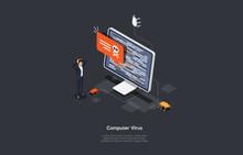 Isometric Virus Protection Con...