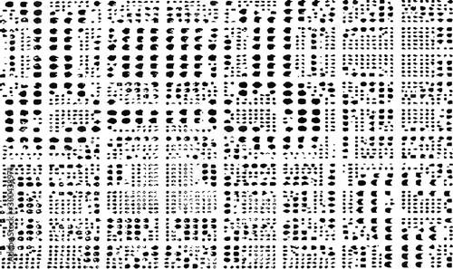 Small uneven spots and particles of debris Fototapet