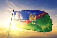 Caxias Of Brazil Flag Waving O...
