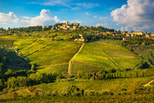 Panzano In Chianti Vineyard An...