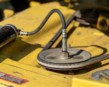 Lawnmower Deck Belt Pulley Bea...