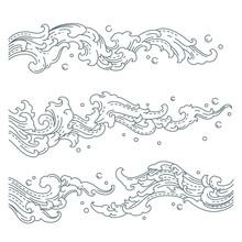 Creativity Water Wave Splashin...
