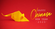 Chinese New Year 2020. Year Of...