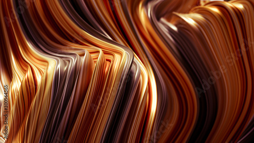 elegant-colored-background-with-lines-3d-illustration-3d-rendering