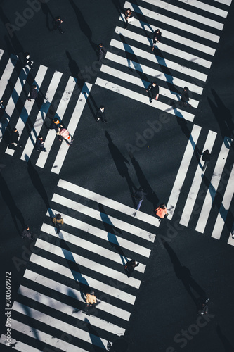 crosswalk - 300569972