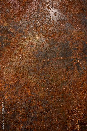 corten steel surface textured background.vertical image Tapéta, Fotótapéta