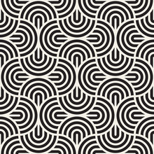 Vector Seamless Pattern. Conce...