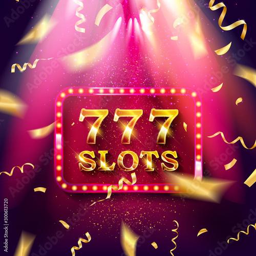 Tela Big win slots 777 banner casino