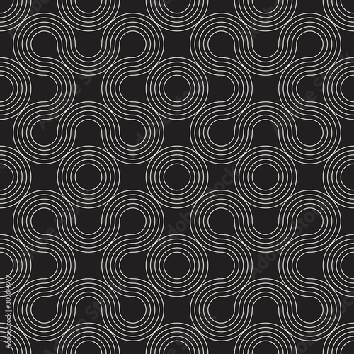 Fotografía  Vector seamless pattern