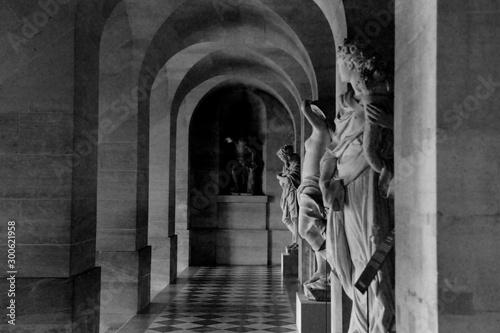 Palacio de Versalles Canvas Print