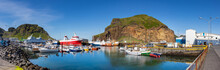 Panorama Of The Dock - Harbour...