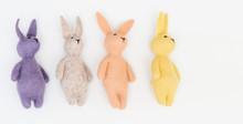 Wallow. Multi-colored Hares Li...