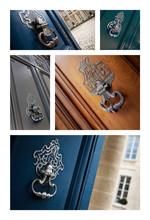 Collage Of Door Knockers