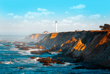 Point Arena Lighthouse, Northe...