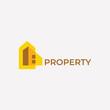 Real estate logo design. Modern and elegant style design. Bussines logo design template.