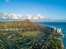 Aerial Drone Shot View Of Kapi...