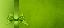 Christmas Gift Card With Green...