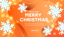 Christmas Sale Banner Template...