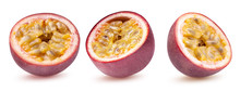 Collection Of Passion Fruit Is...