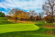 Autumn On The Golfcourse