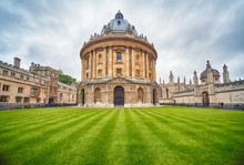 The View Of Radcliffe Camera I...