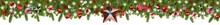 Christmas Garland Super Wide P...