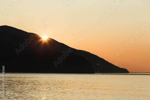 Sunset at Seat