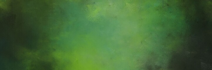 abstract painting background texture with dark olive green, moderate green an...