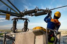 Electrical Engineer Repairing ...