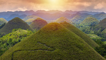 Chocolate Hills Bohol Island, ...