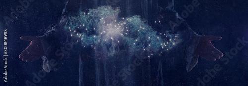 Leinwand Poster Universe