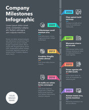 Modern Business Infographic Fo...