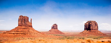 The Monument Valley Park Three...