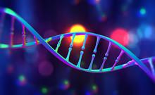 DNA Helix. Hi Tech Technology ...