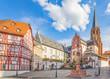 canvas print picture - Aschaffenburg