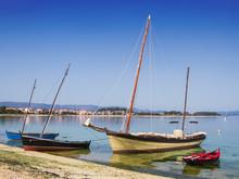 Traditional Sailboats