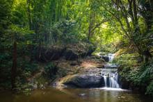 Huay Kamin Noi Waterfall, Phu Hin Rong Kla National Park, Thailand